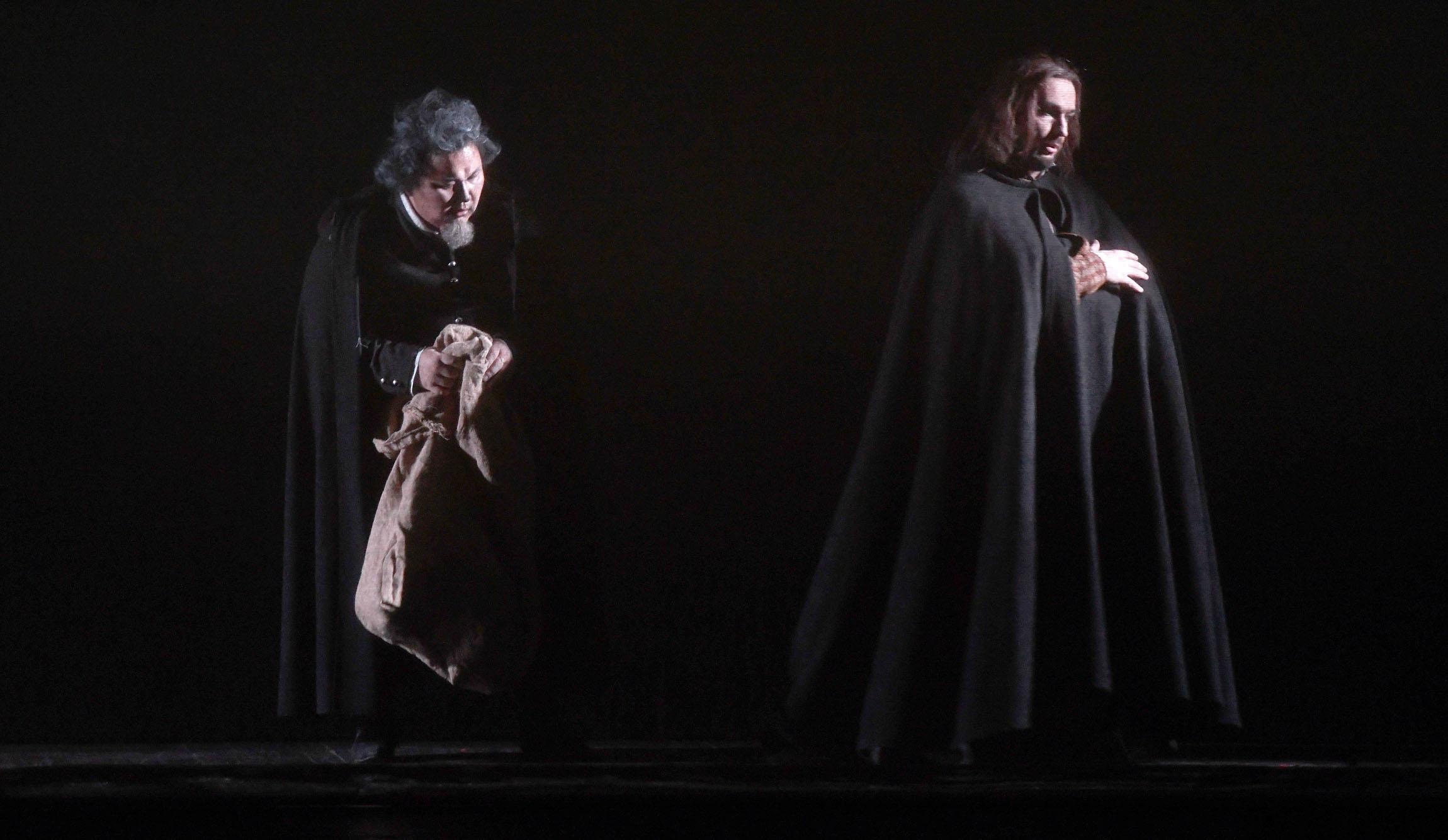 Amartuvshin Enkhbat, George Andguladze - Foto Roberto Ricci