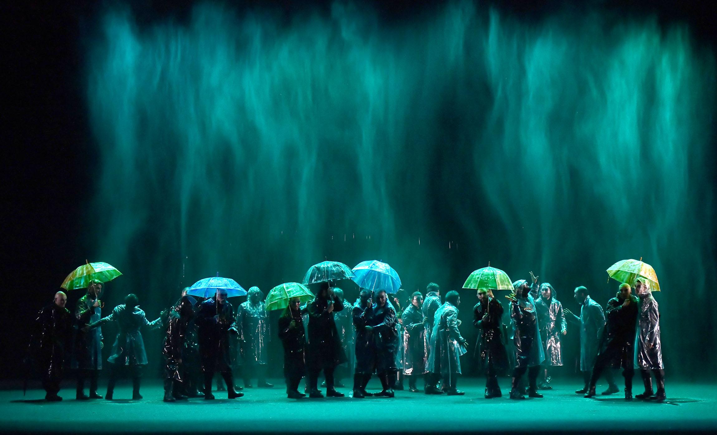 Coro del Teatro Regio di Parma - © Roberto Ricci