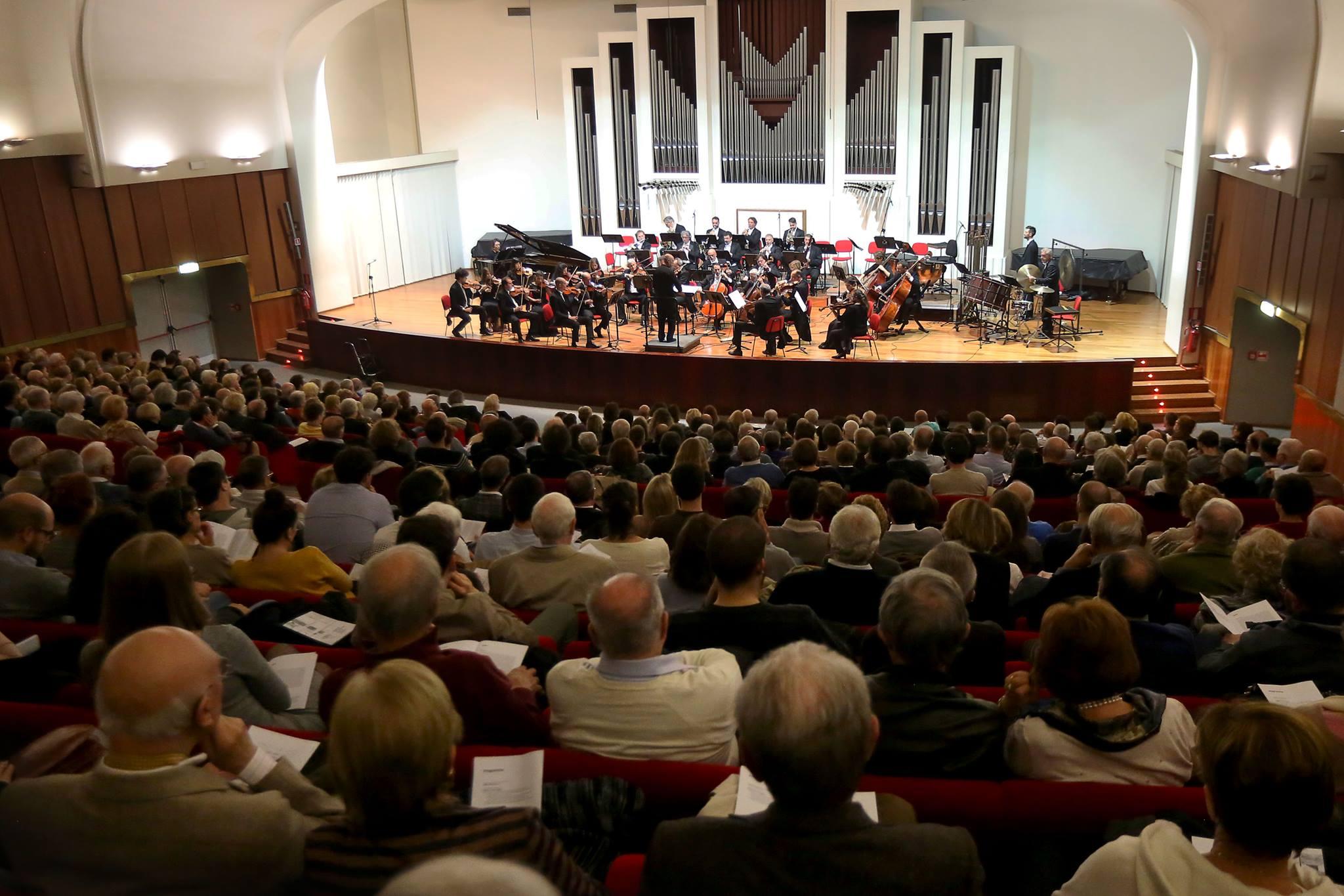 Orchestra di Padova e del Veneto - foto @opvorchestra
