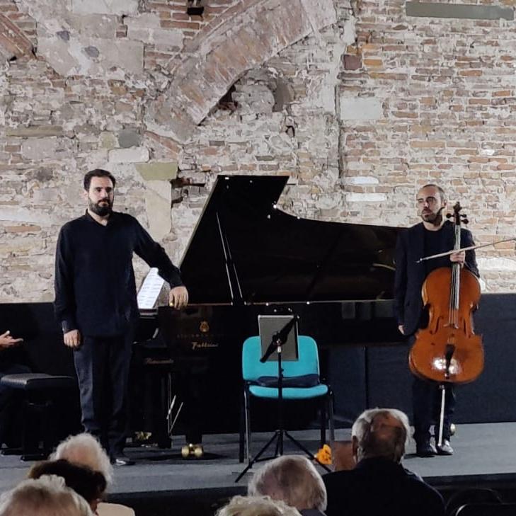 Pianelli e Montore - foto @Lucca Classica Music Festival