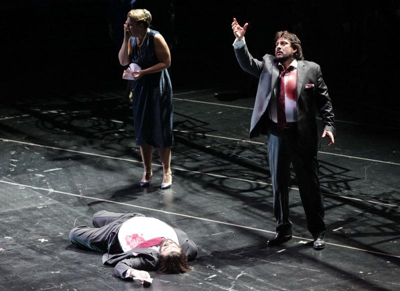Marcelo Àlvarez - foto del Teatro alla Scala