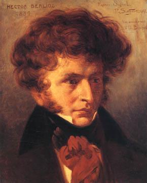 H. Berlioz al tempo della Symphonie fantastique