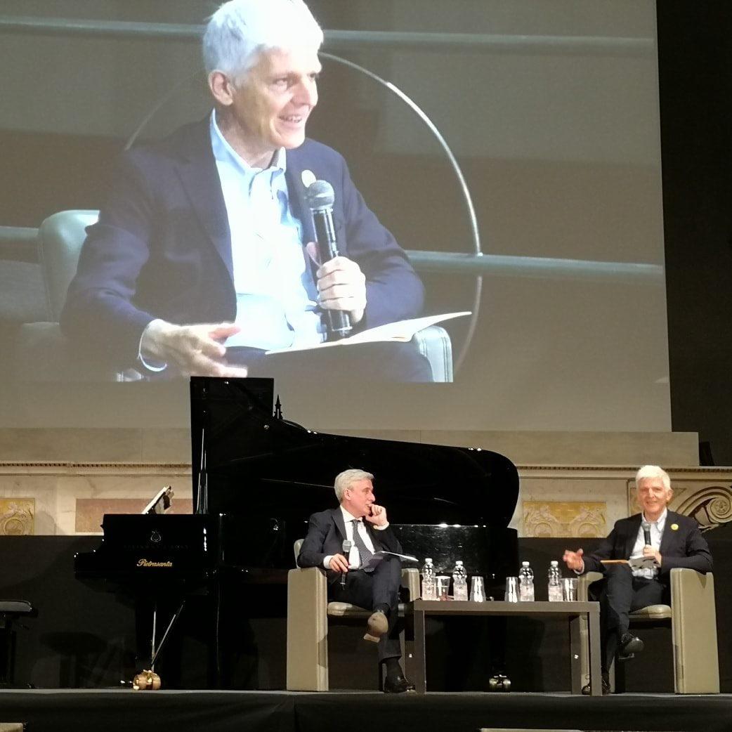 Massimo Bray e Massimo Marsili - foto @Alcide
