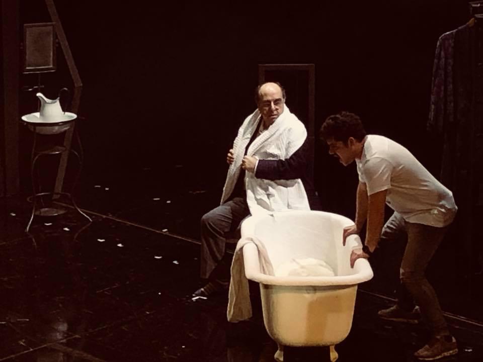 Foto tratte dalla pagina Facebook e dal programma di sala del Teatro di San Carlo