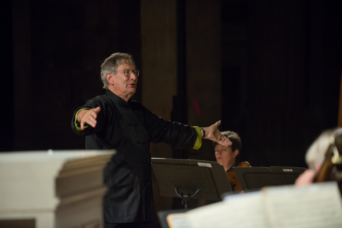 Sir John Eliot Gardiner - Photo @ Massimo Giannelli