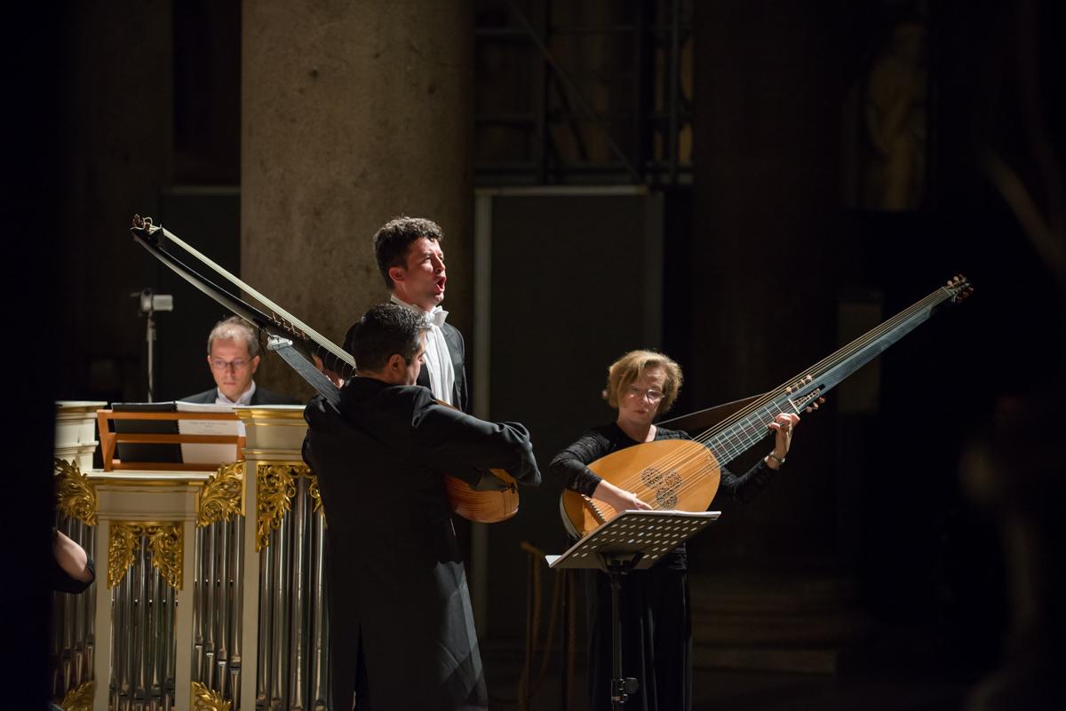 Vespro della Beata Vergine - Photo @ Massimo Giannelli