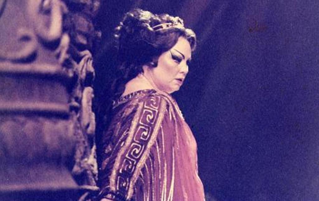 Cristina Deutekom -  Medea (Medea); Ginevra, 1978