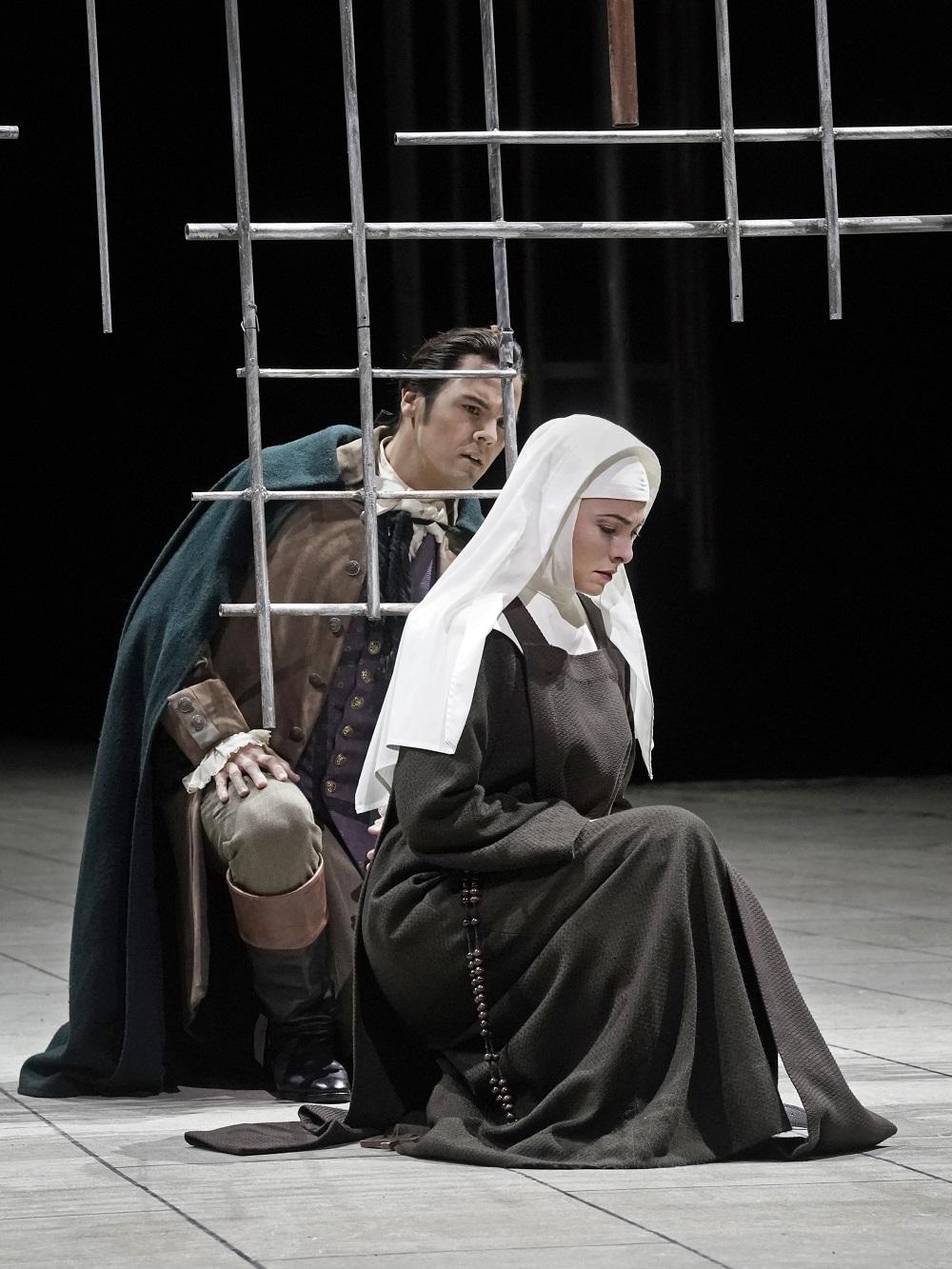 David Portillo, Isabel Leonard - Photo: Ken Howard / Met Opera