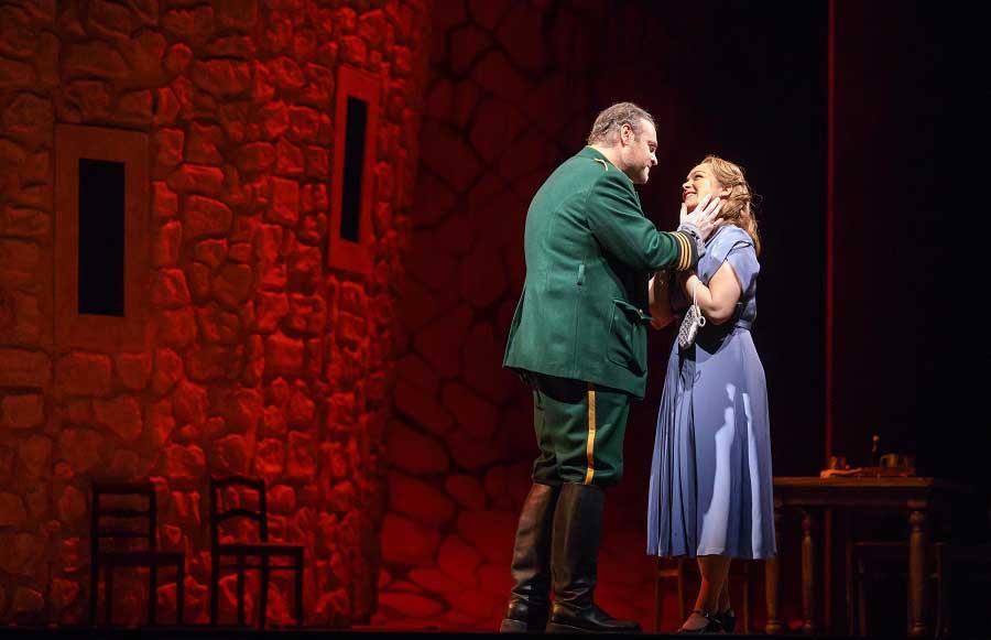 Eleonora Buratto: Micaela in Carmen - Opera Chicago 2017