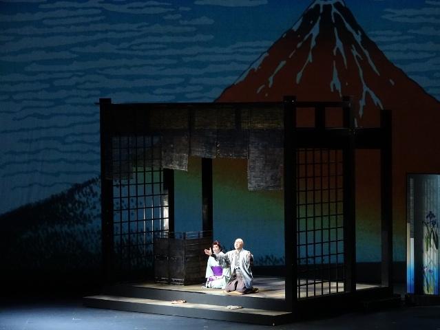 Il Fujiyama sullo sfondo - foto Vito Tota