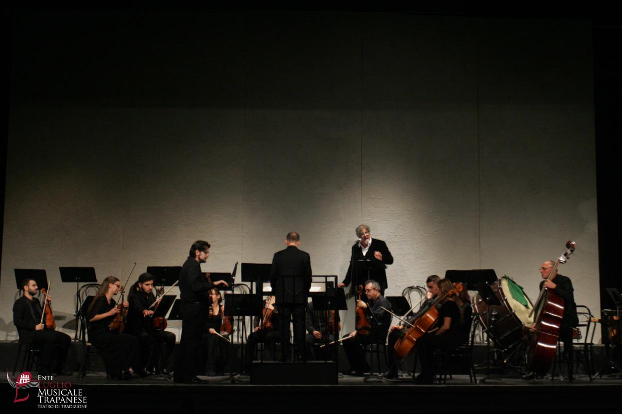 Foto concesse dall'ufficio stampa del Luglio Musicale Trapanese