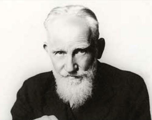 George Bernard Shaw, fra l'altro, critico musicale