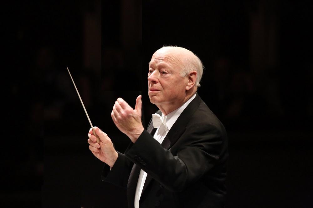 Bernard Haitink - ph. Teatro alla Scala
