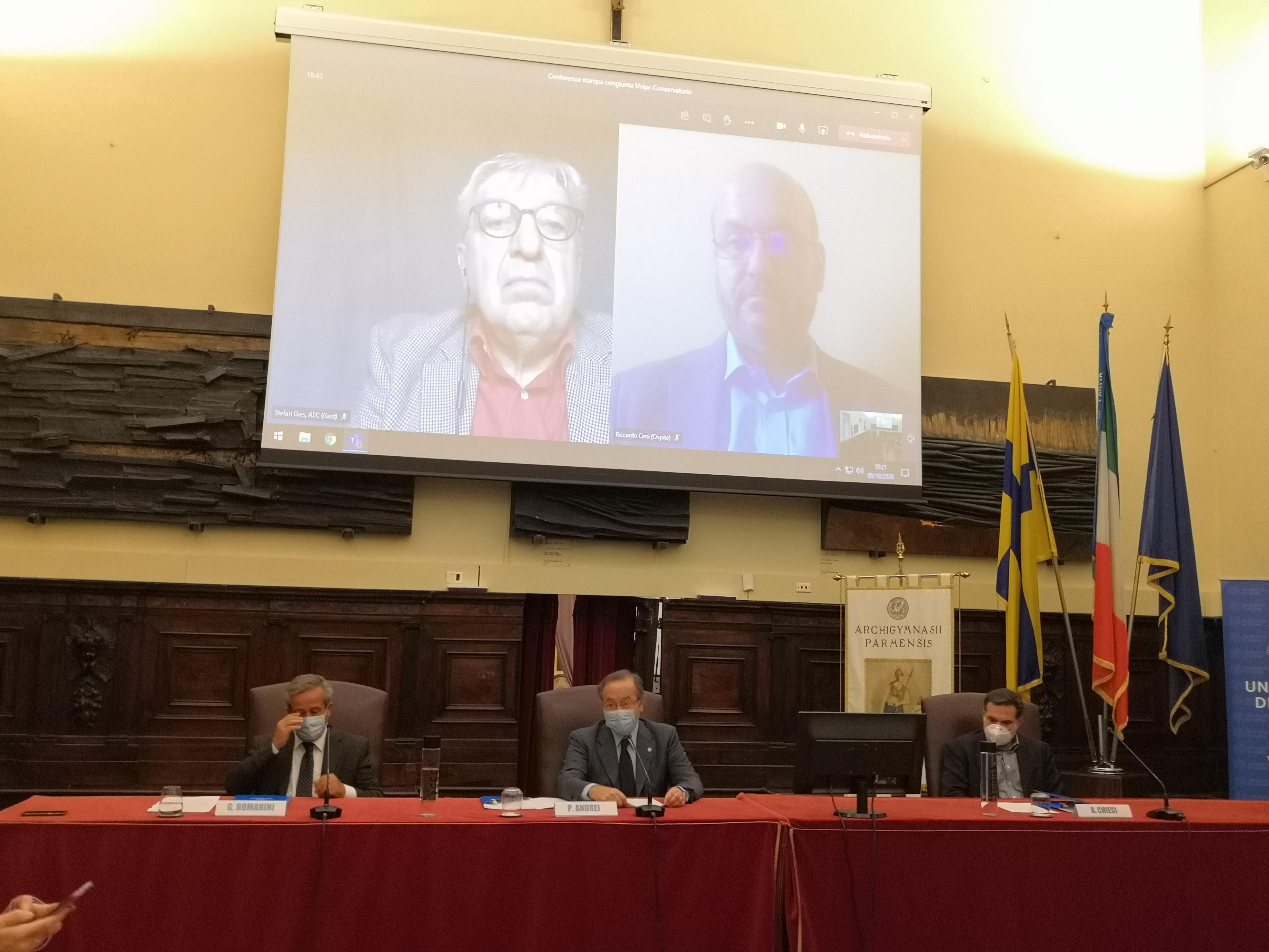 Foto Conservatorio di Parma