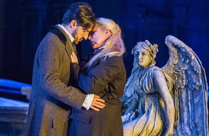 Londra, Royal Opera House: Lucia di Lammermoor