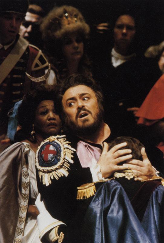 Luciano Pavarotti - Un Ballo in Maschera. MET, New York - 1980