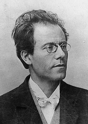 Foto di Gustav Mahler