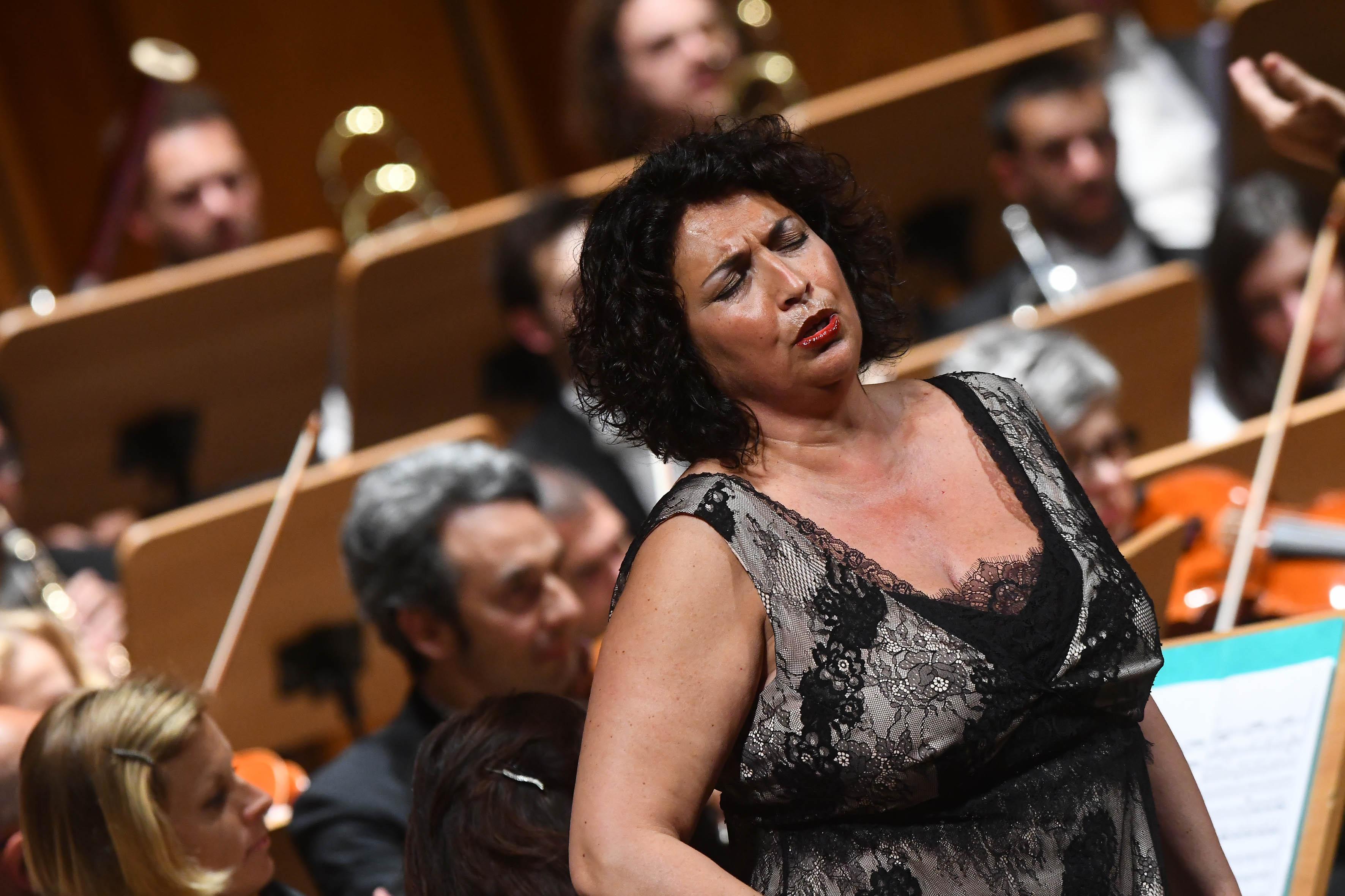 Renata Lamanda - foto di Umberto Favretto