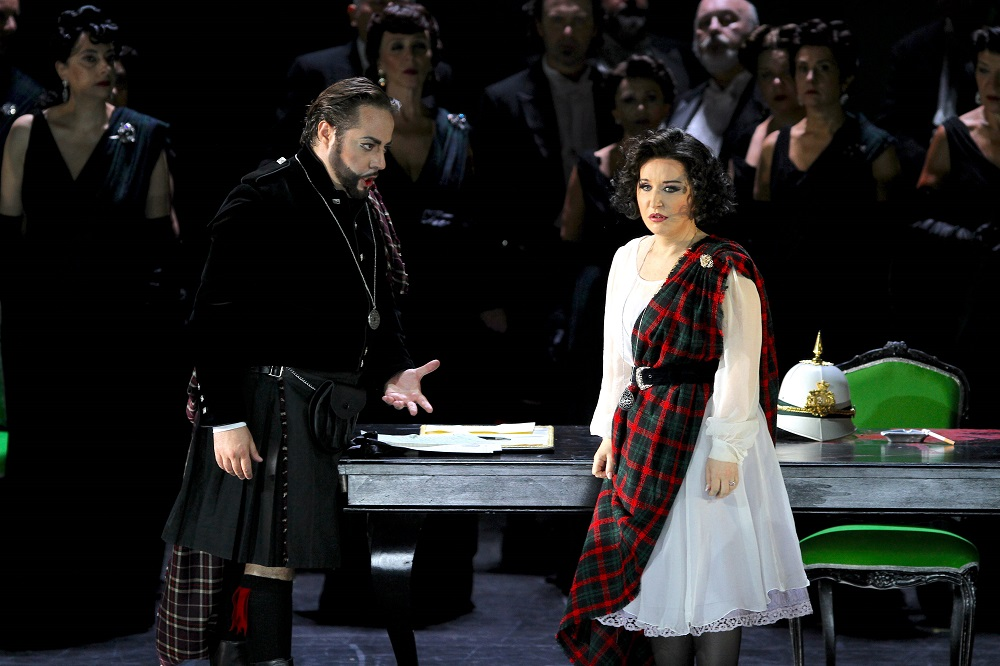 Elena Mosuc e Luciano Ganci - ph. Marcello Orselli
