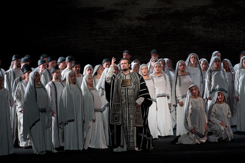 Riccardo Zanellato - foto di Silvia Lelli - Opera di Roma