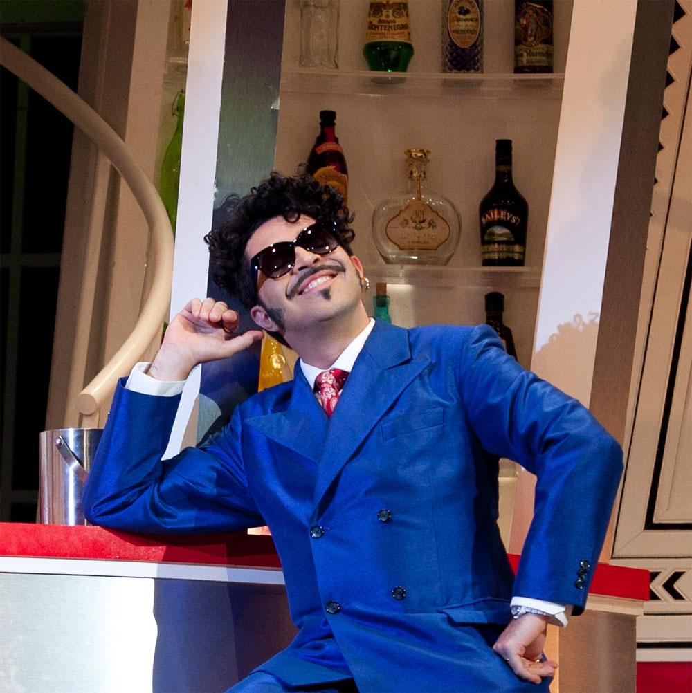 Paolo Bordogna at Sydney Opera House. Photo Lisa Tomasett