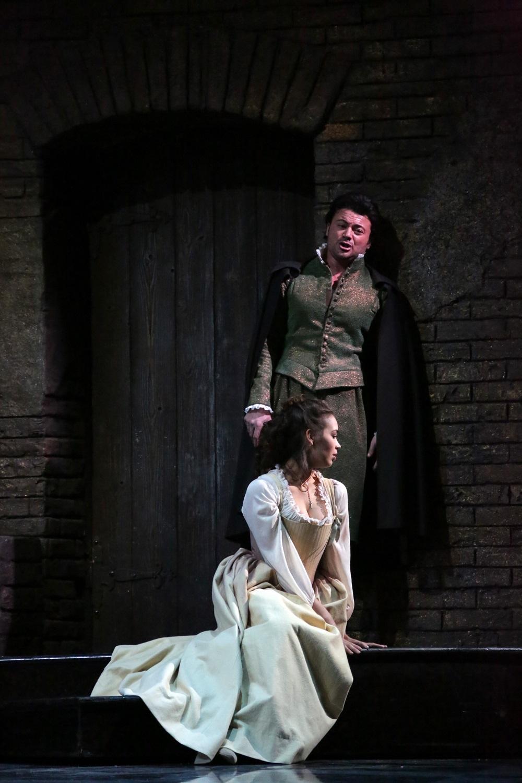 Vittorio Grigolo e Nadine Sierra - ph. Teatro alla Scala