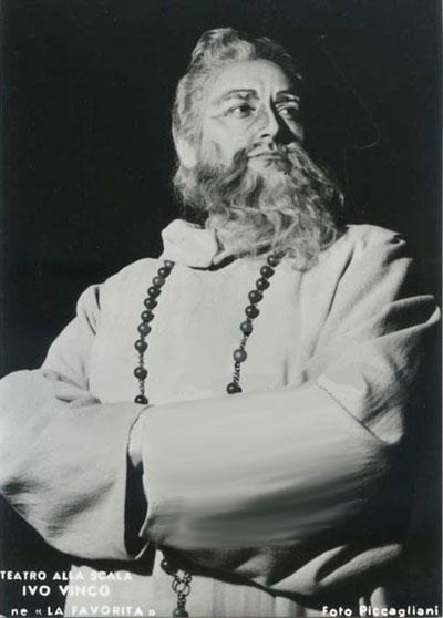 Ivo Vinco -  La Favorita (Baldassarre)