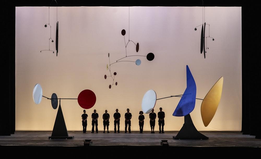 Work in Progress di Alexander Calder_ph. Yasuko Kageyama - Teatro dell'Opera di Romaera di Roma