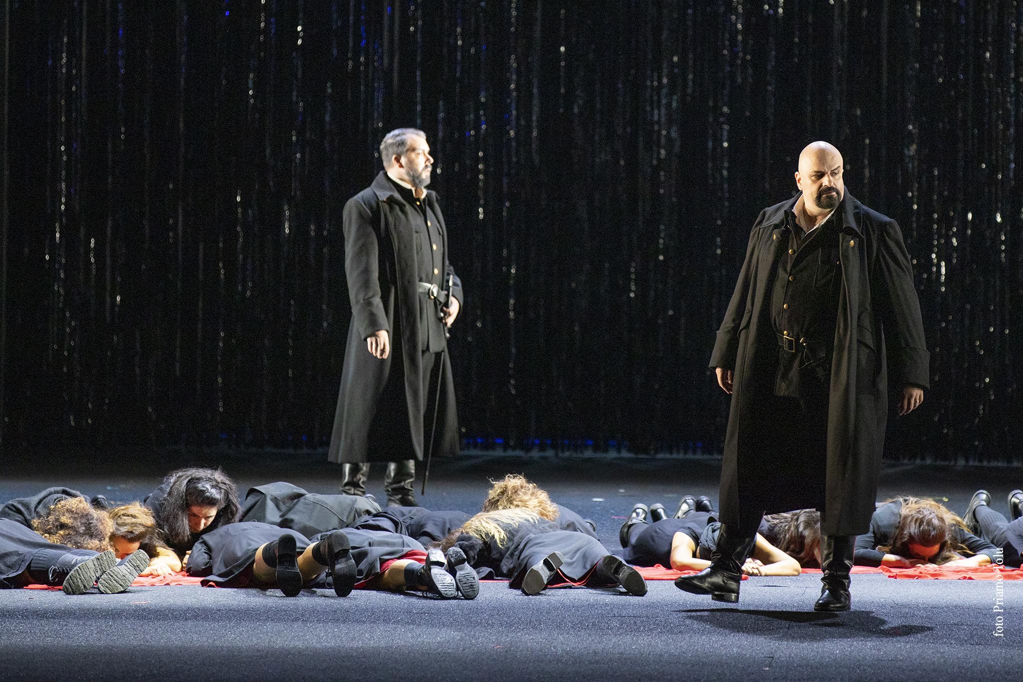 Ph Priamo Tolu - Teatro lirico di Cagliari