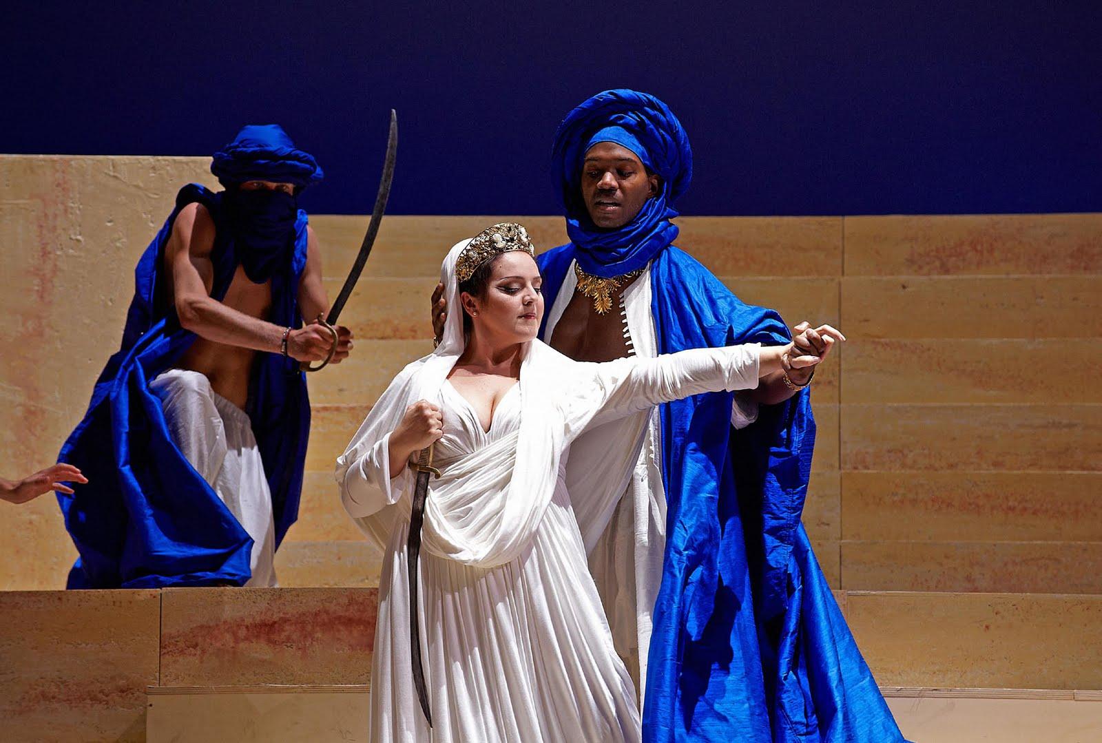 Maria Agresta è Odabella nell'Attila