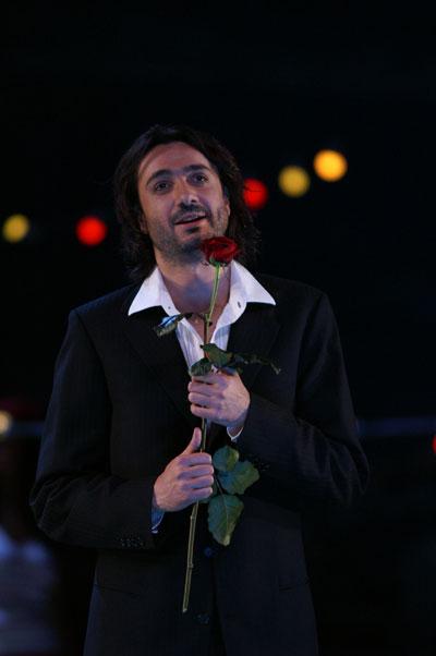 David Alegret - Il Turco in Italia. © Hamburgische Staatsoper