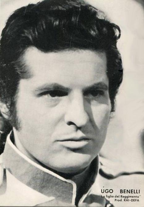 Ugo Benelli - Tonio nella Figlia del Reggimento