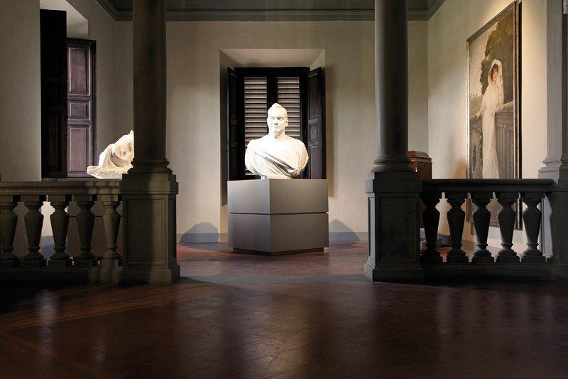 Busto di Caruso, copyright Comune di Lastra a Signa