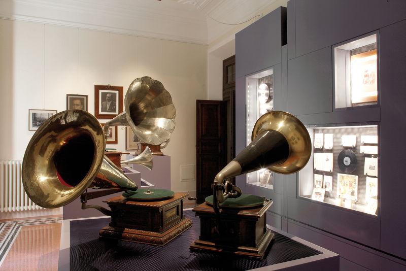 Una sala del Museo, copyright Comune di Lastra a Signa
