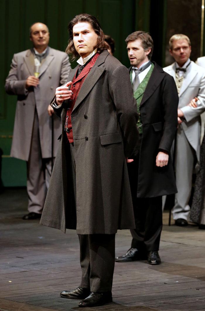 Massimo Cavalletti - Enrico (Lucia di Lammermoor, Scala)
