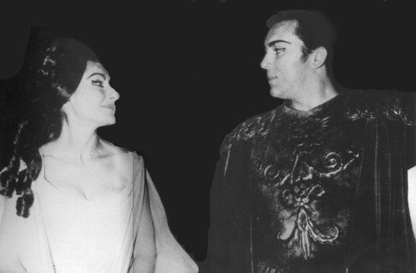 1965 - Parigi: Norma con Maria Callas