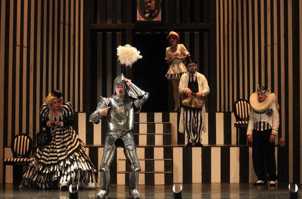 Venezia - Teatro Malibran: Les Chevaliers de la Table Ronde - © Mathieu Crescence & Pierre-André Weitz