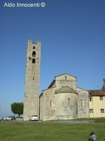 Chiesa San Pantaleone Pieve a Elici (foto Aldo Innocenti)