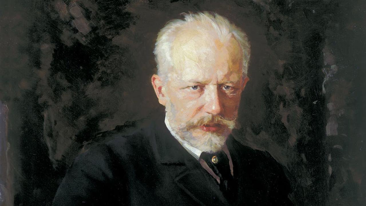 Ritratto di Tchaikovsky