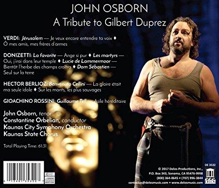 tracce del cd