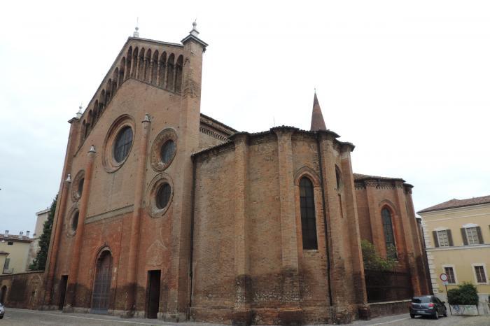 Cremona - Chiesa di Sant'Agostino