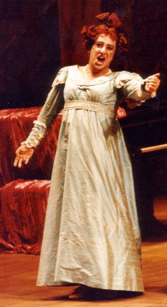 Mamma Agata - Le convenienze e inconvenienze teatrali