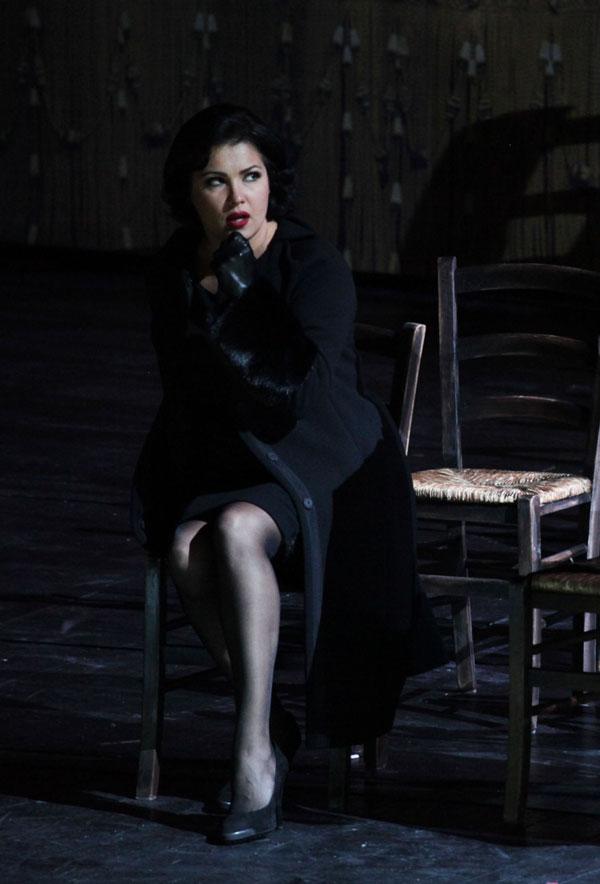 Anna Netrebko - © Brescia\Amisano – Teatro alla Scala