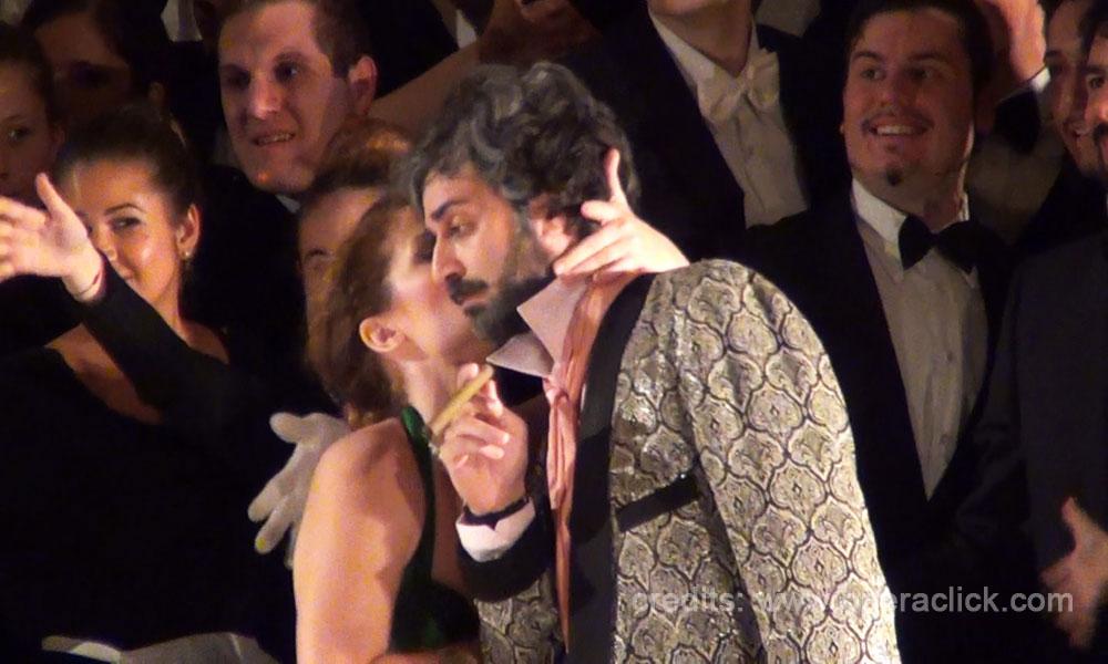 Lucrezia Drei e Alessandro Spina - credits: www.operaclick.com
