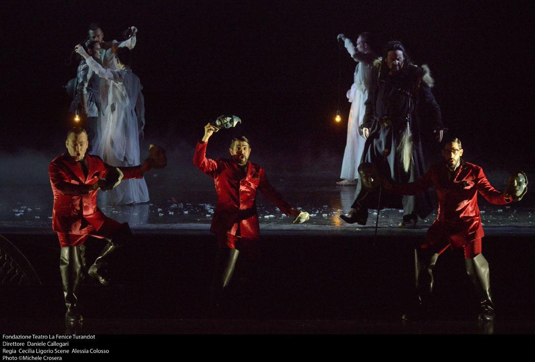 P. Antognetti, A. Arduini, V. Buzza - foto @ Michele Crosera