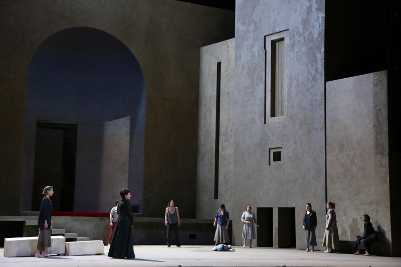 Milano - Teatro alla Scala: Elektra