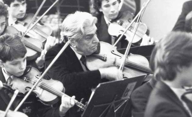 il Maestro Piero Farulli