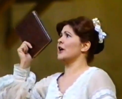 Alida Ferrarini - Adina alla Scala