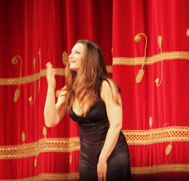 Barbara Frittoli nel Don Giovanni alla Scala
