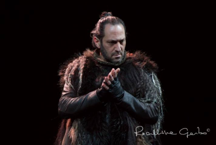 Giuseppe Altomare - Macbeth -  foto di Rosellina Garbo